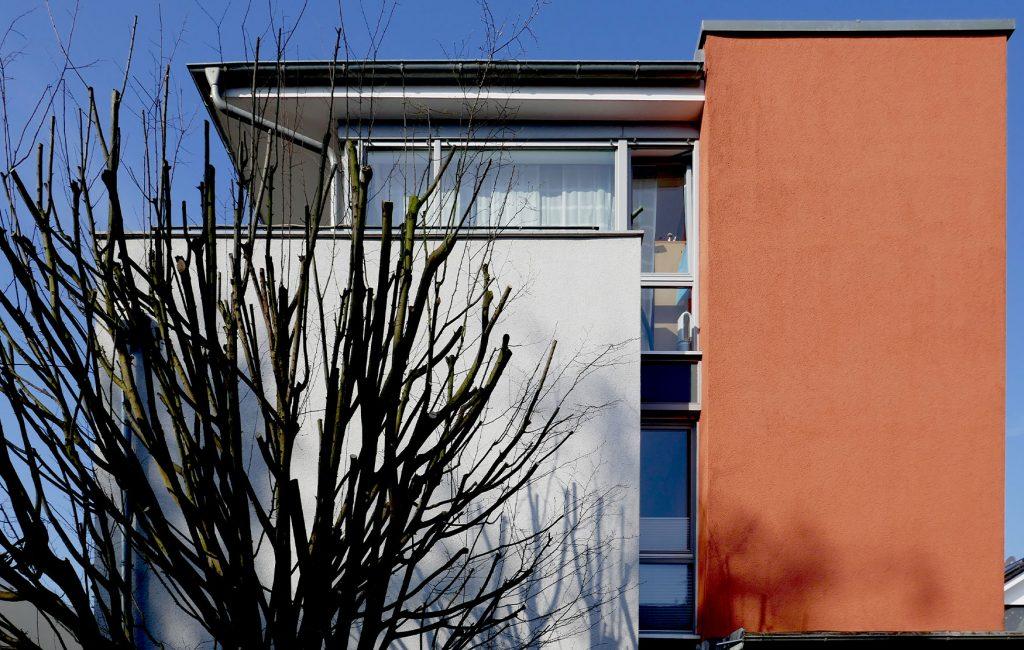 Mehrfamilienhaus 8 WE + TG